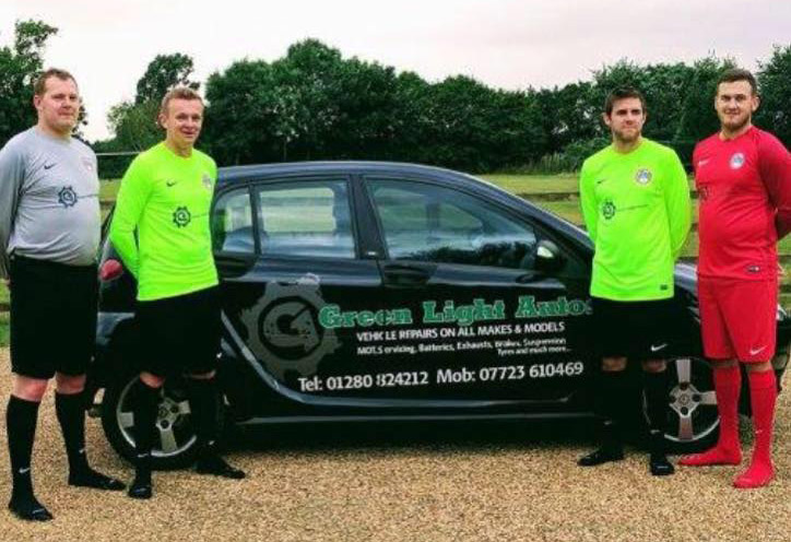 Green Light Autos - Proud Sponsors Of Finmere FC